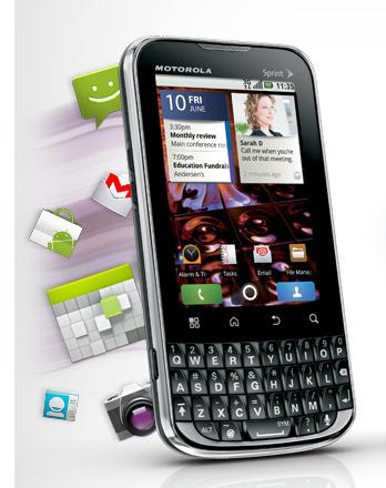 Motorola XPRT Phone™