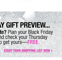 Start your shopping list now >