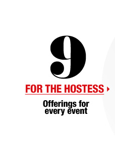 For the Hostess > Offerings for every event