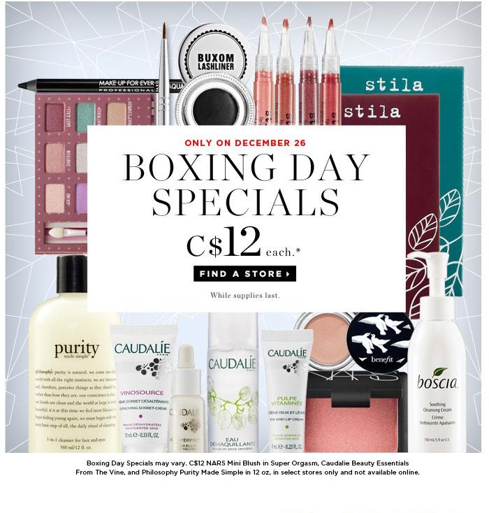 Sephora coupons december 2019