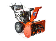Snow blowers that clear the way