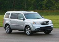 Best midsized and large SUVs