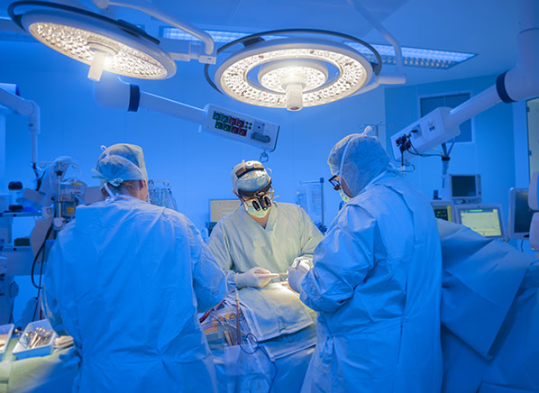 Top-scoring hospitals for heart surgery
