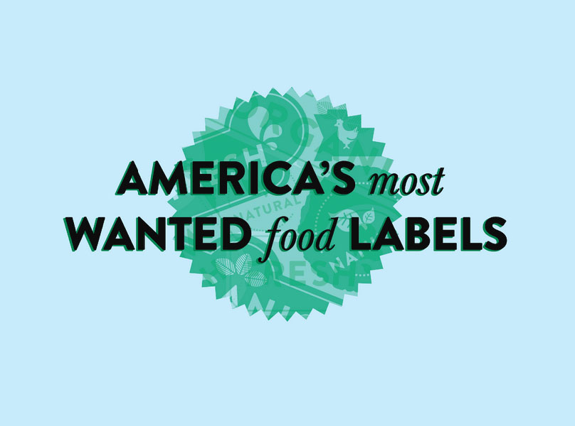 See You Tomorrow at ''America's Most Wanted Food Labels'' Event