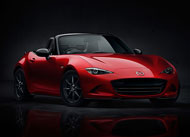 25 years of the Mazda MX-5 Miata