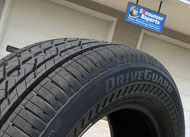Claim check: Bridgestone DriveGuard run-flat tire