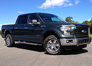 First drive: All-new 2015 Ford F-150