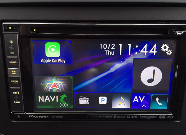 Taking Apple CarPlay for a spin