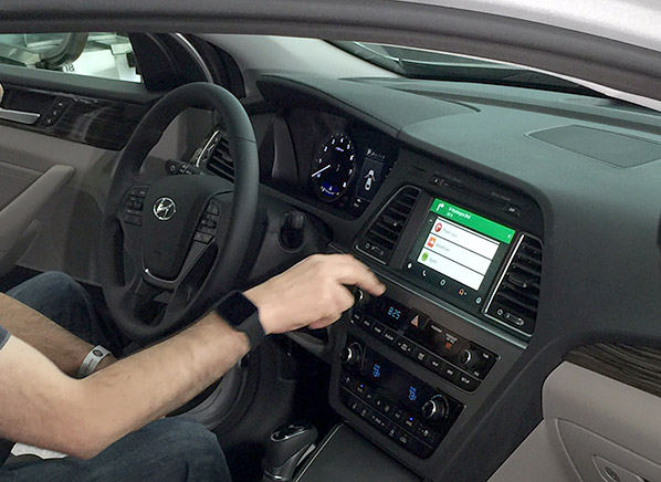 Hands-on with Android Auto