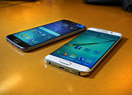 First look: Samsung Galaxy S 6 and S 6 Edge