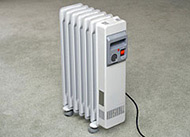 Space heaters to keep you cozy