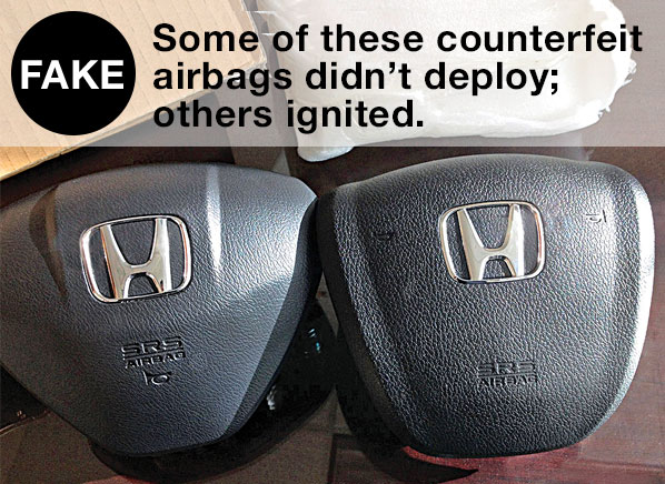 Counterfeit goods: How to tell the real from the rip-off