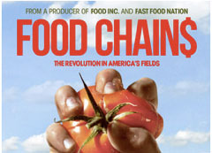 Save the Date! Documentary Screening in Tri-State Area: Food Chains
