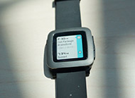 Living with the Pebble Time smartwatch