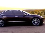 2017 Tesla Model 3 Electric Car Unveiled