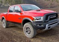 What's New for the 2017 Pickup Trucks