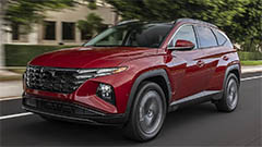 Preview: Redesigned 2022 Hyundai Tucson Edges Upscale, Adds Hybrids