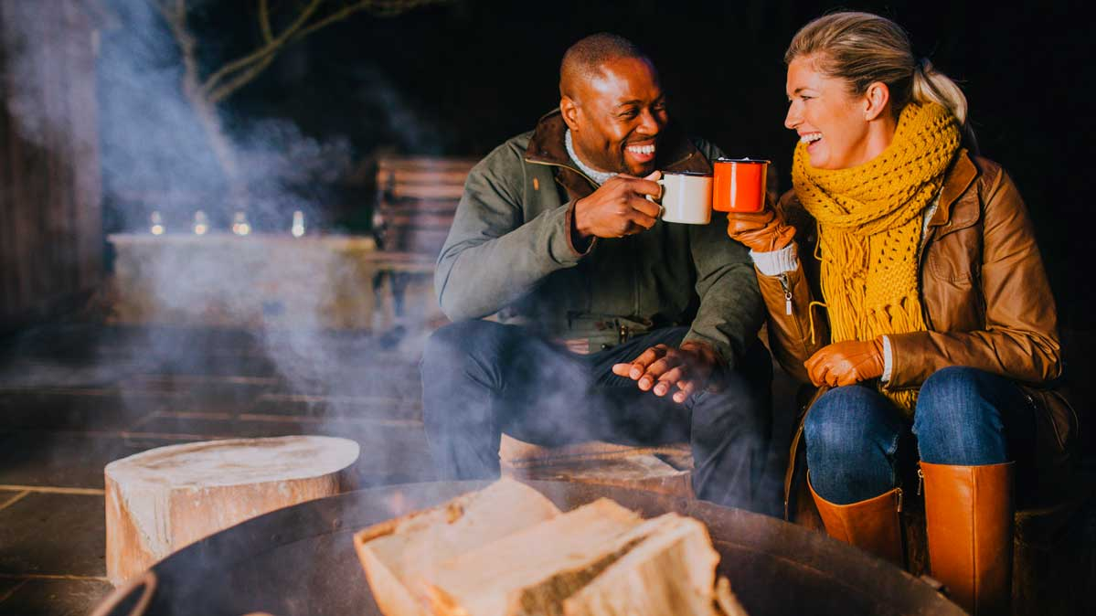 Stay Warm—and Safe—Outdoors