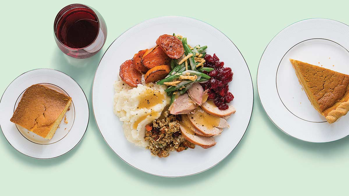 Whip Up a Healthier Thanksgiving Meal