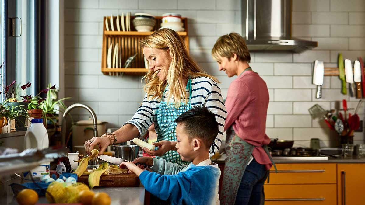 7 maneras de preparar comidas más saludables