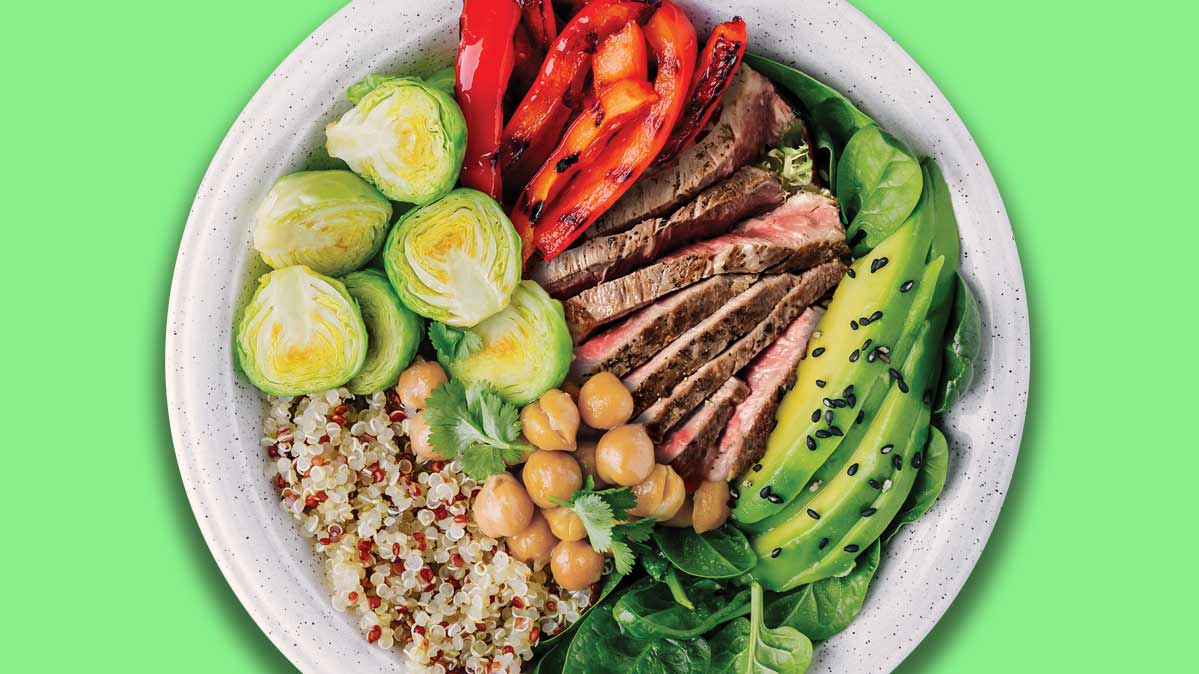 A Meat Lover's Guide to Healthy Eating