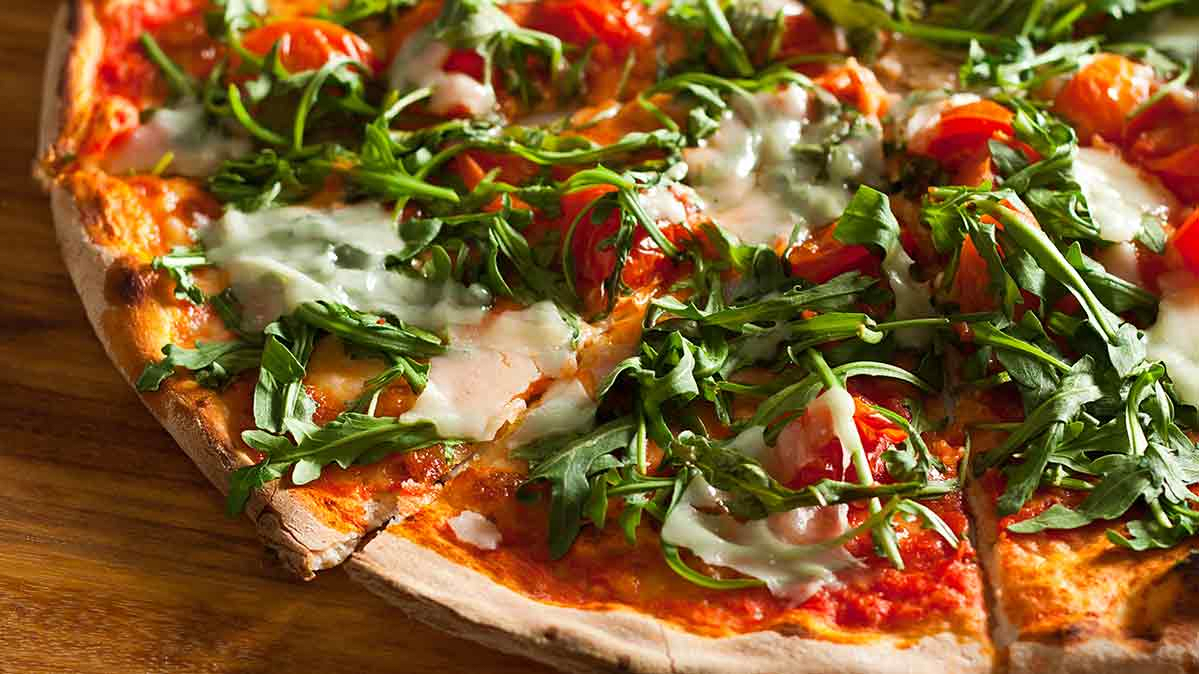 Yes, There Is Such a Thing as Healthy Pizza!