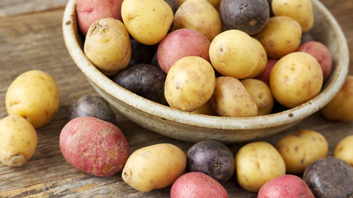 The Healthy Way to Eat Potatoes