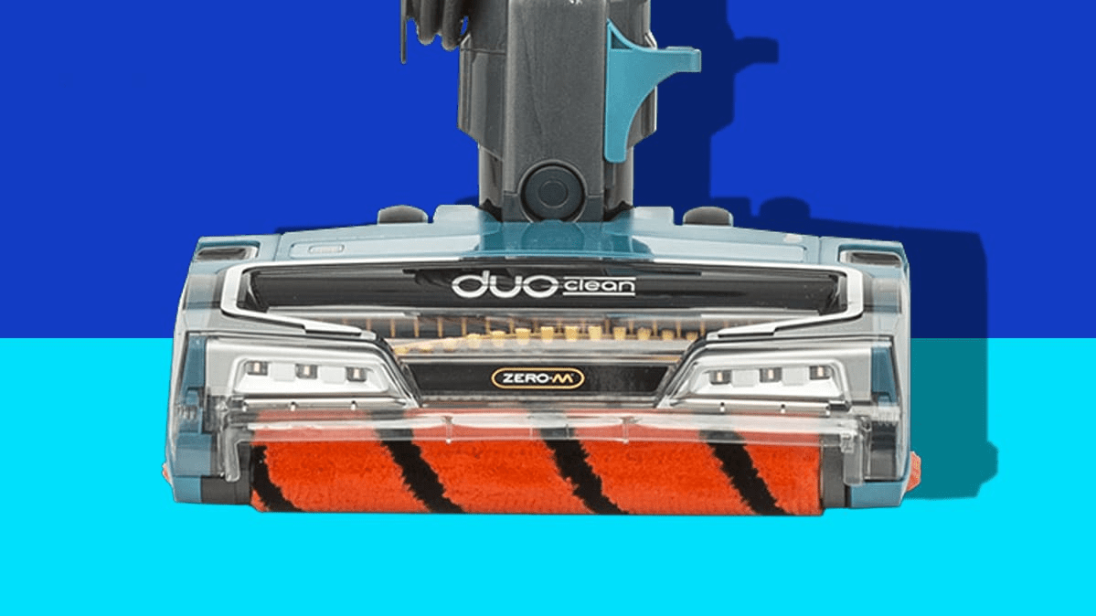 Clean Up With a Top Stick Vacuum