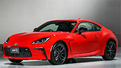 Preview: 2022 Toyota GR86 Sports Car Looks Sharp