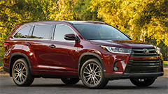 Used Cars: Most Reliable 3-Year-Old Midsized SUVs