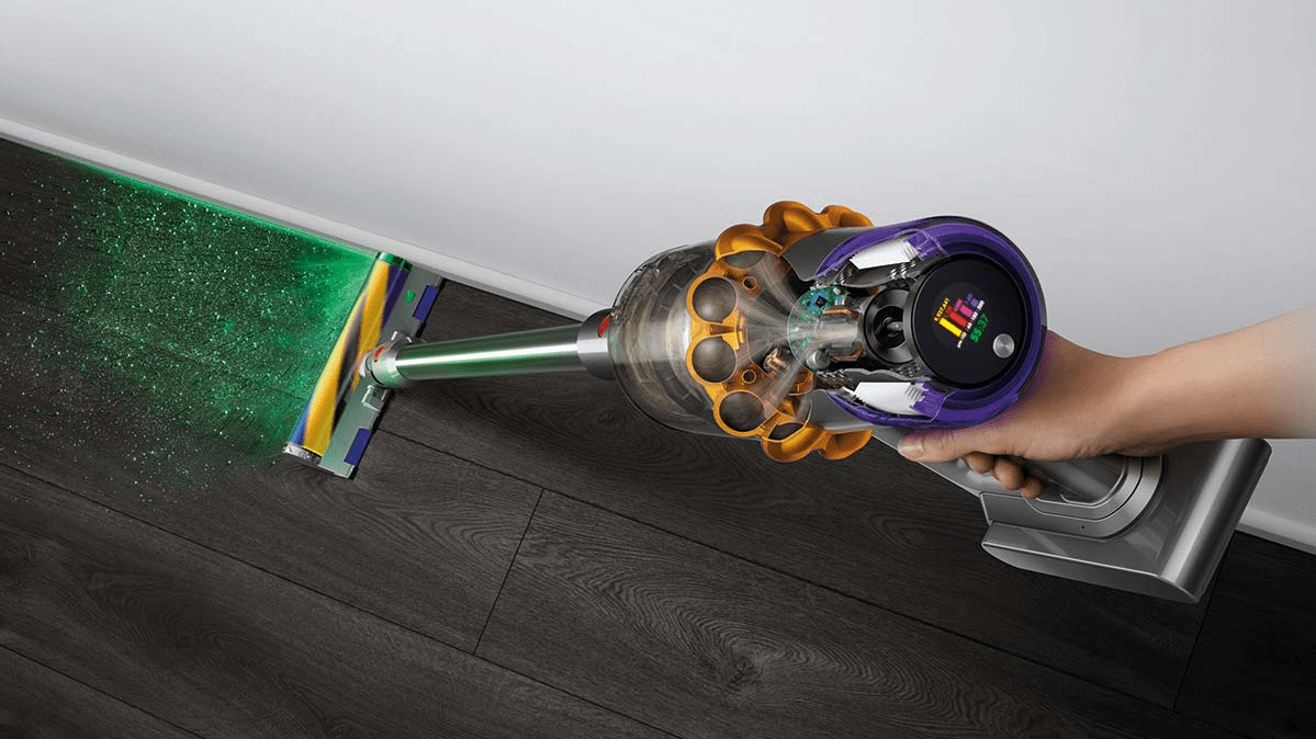 Newly Tested: Dyson V15 Detect
