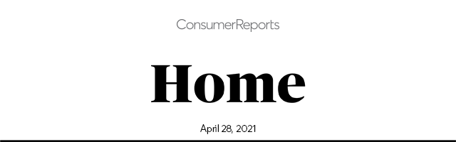 Consumer Reports | HOME