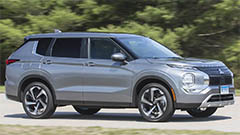 First Drive: The 2022 Mitsubishi Outlander Is Ready to Be Relevant