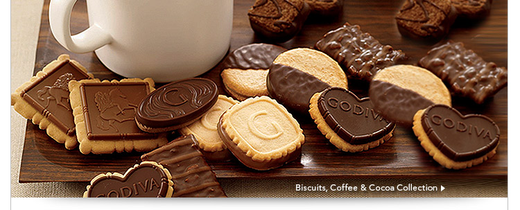 Treat Yourself to Chocolate Comforts. Warm-up your winter with rich Godiva cocoa, paired perfectly with our buttery biscuits. Shop Now
