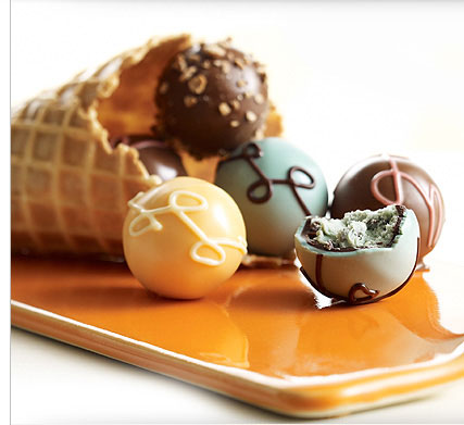 ... Ice Cream Parlor Truffles Summer promotional - Ice Cream Forum