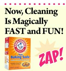 Now, cleaning is magically fast and fun!