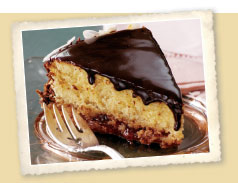 Mrs. Fleisher's Almond Cake