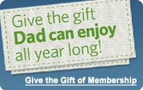 Give Dad the Gift of Membership