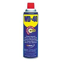 WD-40 Lubricant Spray, 16-oz. Aerosol Can