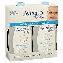 Aveeno Baby Wash & Shampoo - 2 pk. - 18 oz.