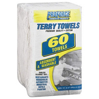 ProForce Terry Towel - 60 Pack
