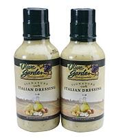 Olive Garden Italian Salad Dressing - 20 oz. - 2 pk.