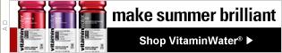 make summer brilliant. Shop VitaminWater®