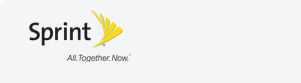 Sprint ® - All. Together. Now.