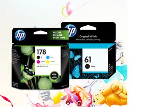 HPインク2個パックキャンペーン