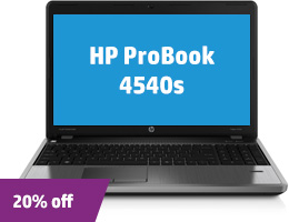 HP ProBook 4540s Notebooks