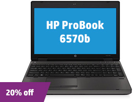 HP ProBook 6570b Notebooks