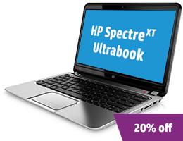 HP SpectreXT Ultrabooks
