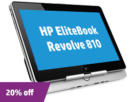 HP EliteBook Revolve 810 Tablets