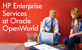 HP Enterprise Services at Oracle OpenWorld